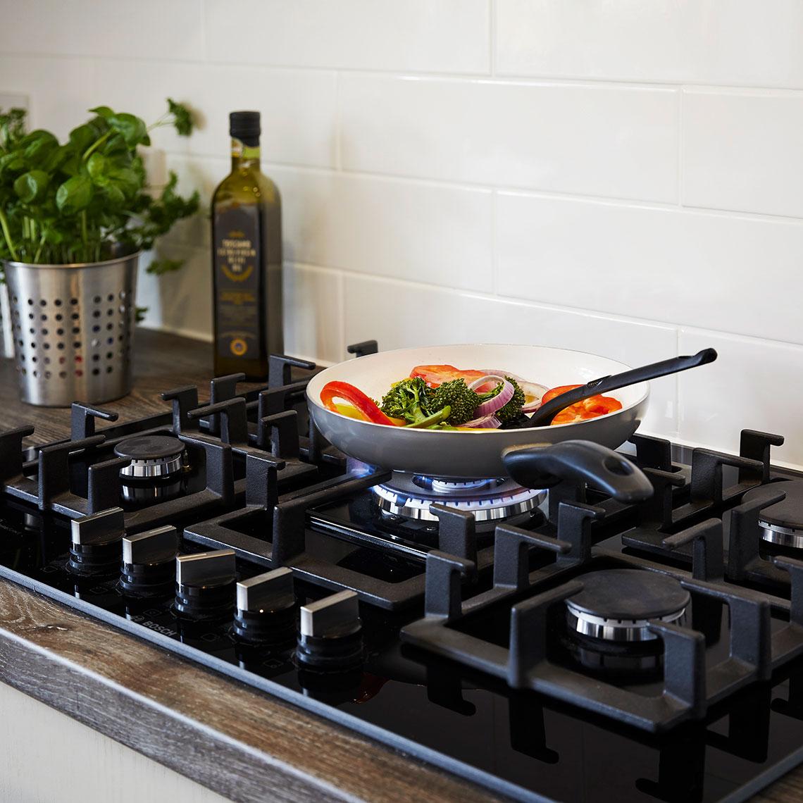 Luxury Kitchens and Utilities