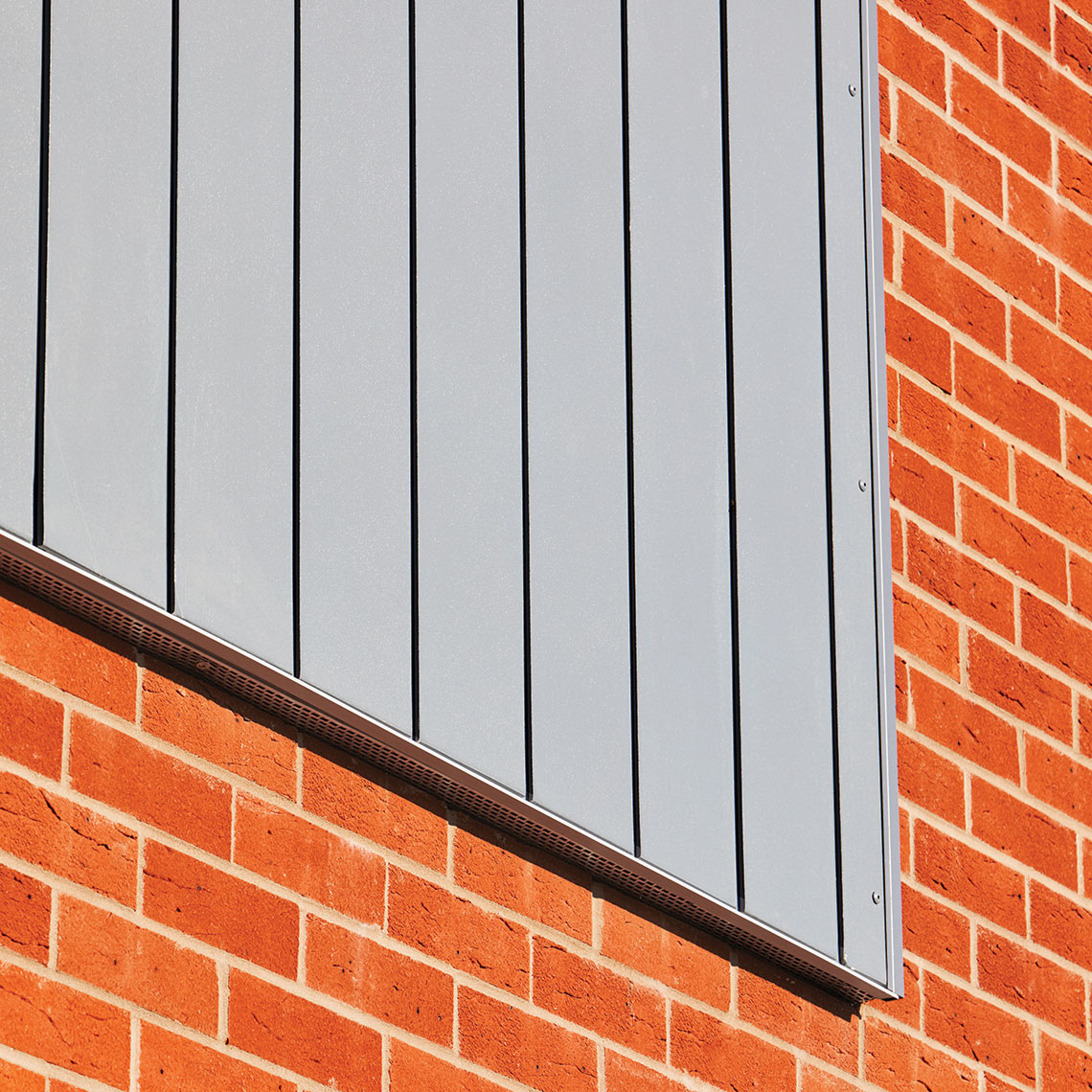 Low Maintenance Building Fabric