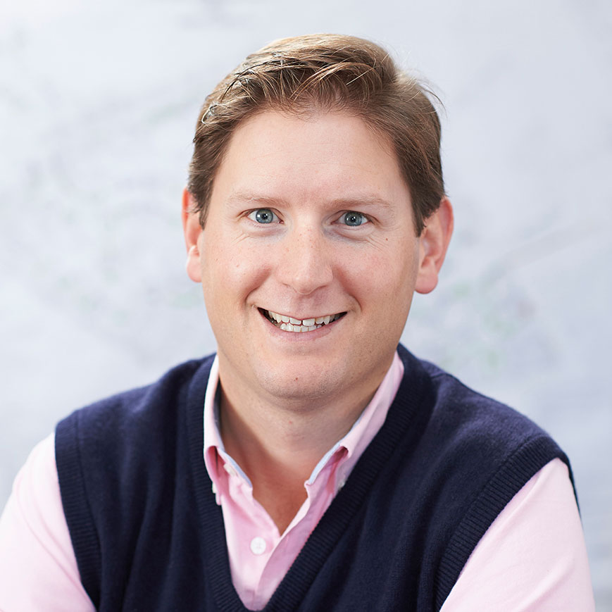 James Nicholls (BSc Hons) - Commercial Director